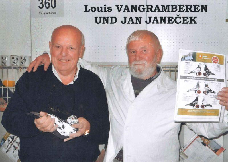 Vangramberen Janecek 2014