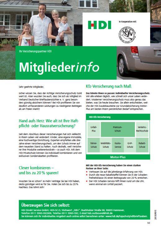 hdi 2013 Championat Information