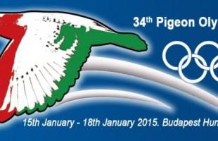 34th Pigeon Olympiad Budapest-Hungary – 2015