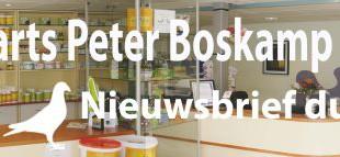 Im NOVEMBER 2014 – von Tierarzt Peter Boskamp