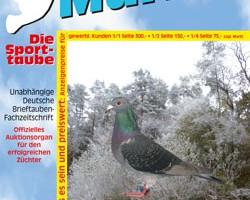 TaubenMarkt/Die Sporttaube - Ausgabe 12/2014